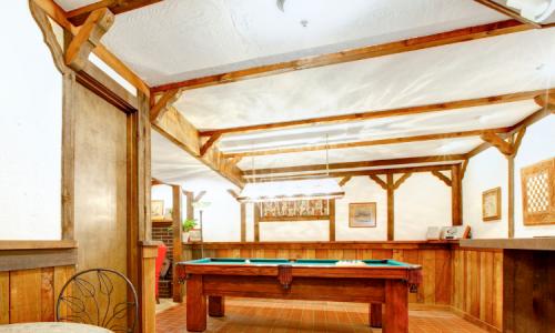 Comment décorer les maisons de bois - 1