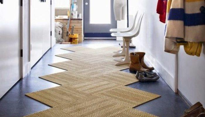 tapis de couloir